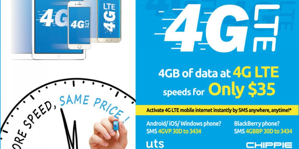 Faster data connection on your mobile with Chippie