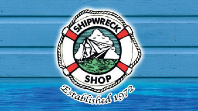 SHIPWRECK SHOPS – FRONTSTREET