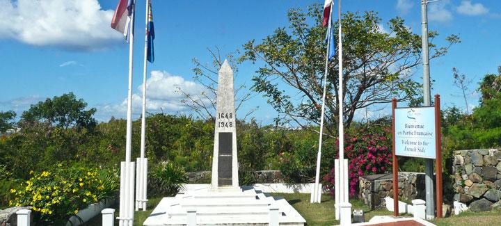 Saint Martin - Sint Maarten - History