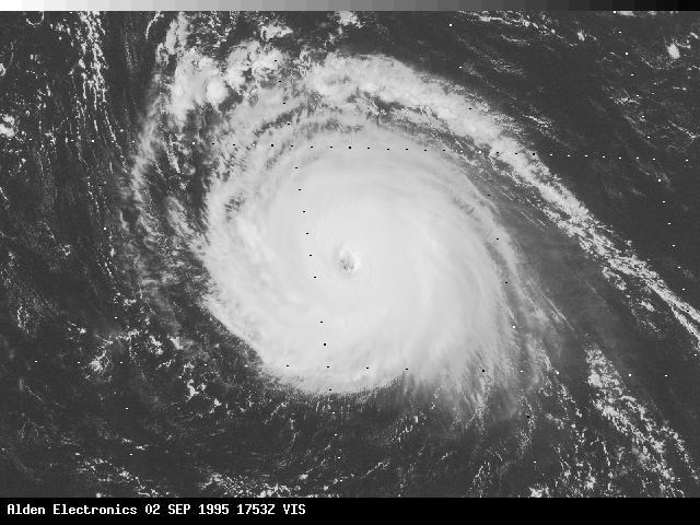 Saint Martin - Sint Maarten - Hurricane Luis 1995