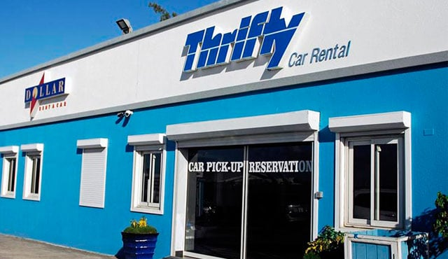 Dollar Thrifty Car Rental St Martin / St Maarten