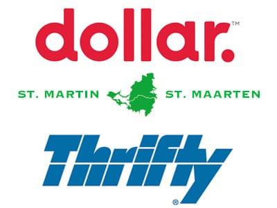 Saint Martin - Sint Maarten - Dollar - Thrifty