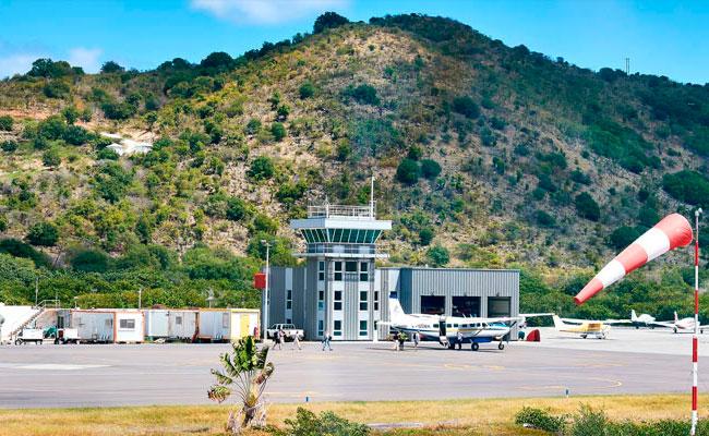 Saint Martin - Sint Maarten - Aéroport de l'Espérance