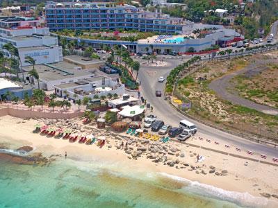 Saint Martin - Sint Maarten - Geography