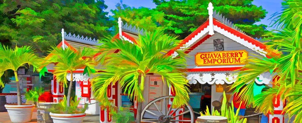 Saint Martin - Sint Maarten - Guavaberry