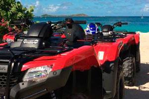 Saint Martin - Sint Maarten - Scooters / ATV