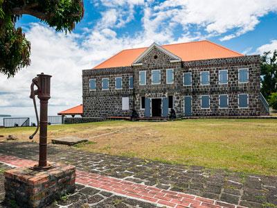 Saint Martin - Sint Maarten - Dominica