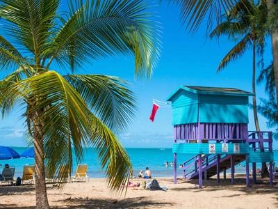 Saint Martin - Sint Maarten - Puerto Rico