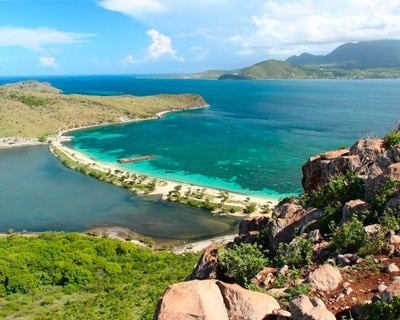 Saint Martin - Sint Maarten - St Kitts-Nevis