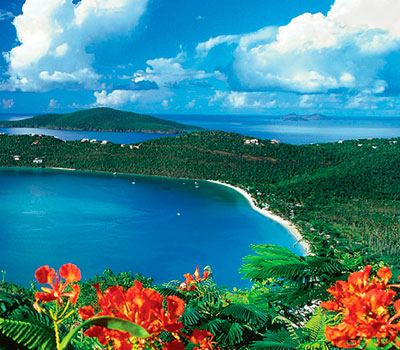 Saint Martin - Sint Maarten - US Virgin Islands