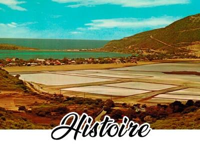 Saint Martin - Sint Maarten - Histoire