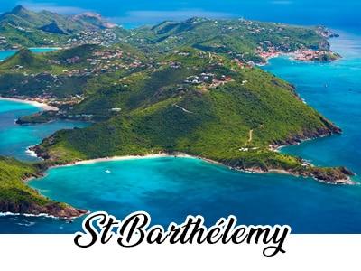 Saint Martin - Sint Maarten - Saint Barthélemy